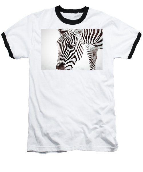 Striped Baseball T-Shirt