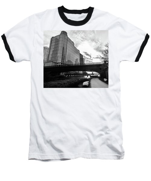 Strolling In The Chi Baseball T-Shirt
