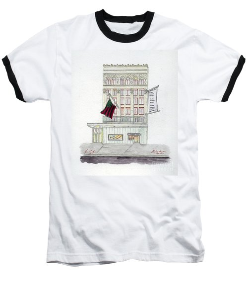 Studio Museum In Harlem Baseball T-Shirt