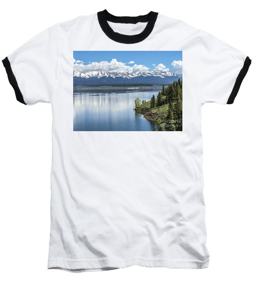 Stunning Colorado Baseball T-Shirt by William Wyckoff