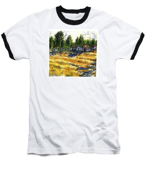 Suber Road Barns Baseball T-Shirt