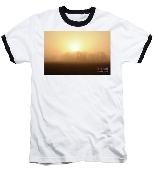 Subtle Sunrise Baseball T-Shirt