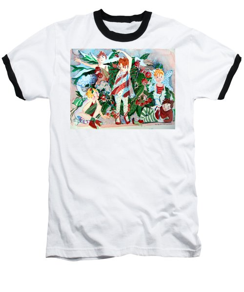 Sugar Plum Fairies Baseball T-Shirt
