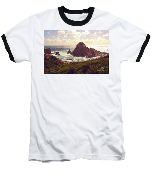 Sugarloaf Rock Ix Baseball T-Shirt