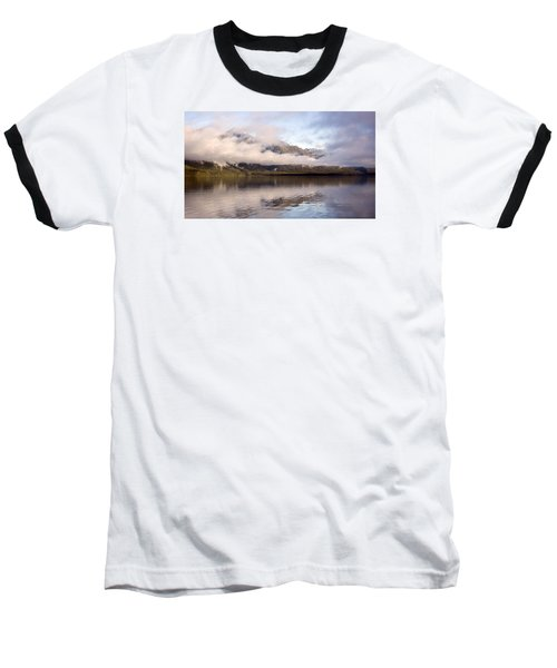 Sullivan Island Sunset Baseball T-Shirt by Michele Cornelius