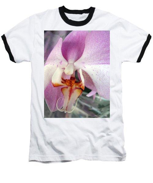 Baseball T-Shirt featuring the photograph Summer Bloom by Joan  Minchak