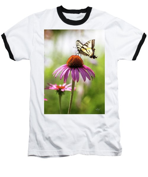 Baseball T-Shirt featuring the photograph Summer Colors by Everet Regal
