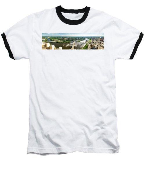 Summer In The Mill City Baseball T-Shirt
