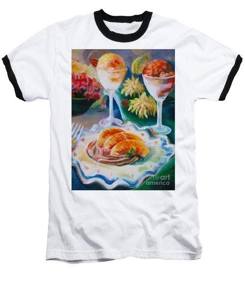 Summer Treats Baseball T-Shirt