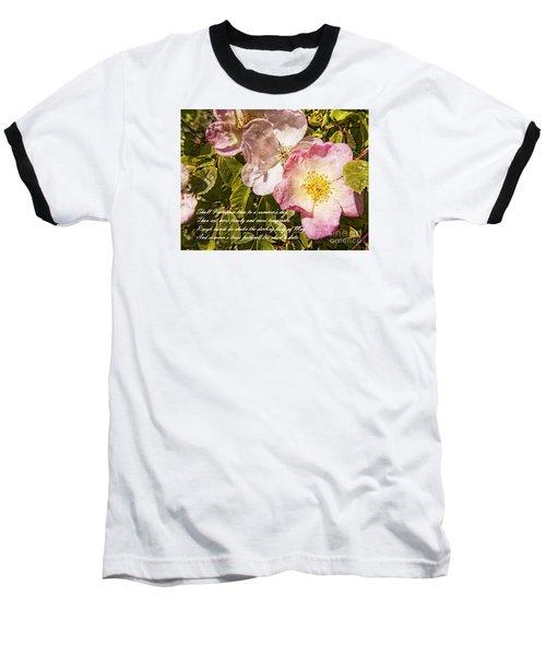 Summers Lease Baseball T-Shirt