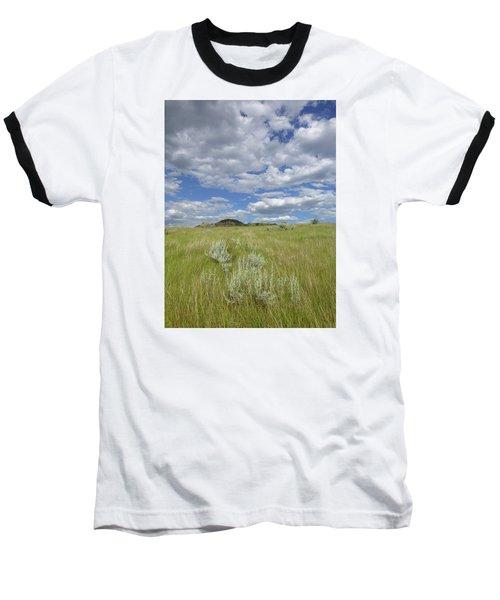 Summertime On The Prairie Baseball T-Shirt