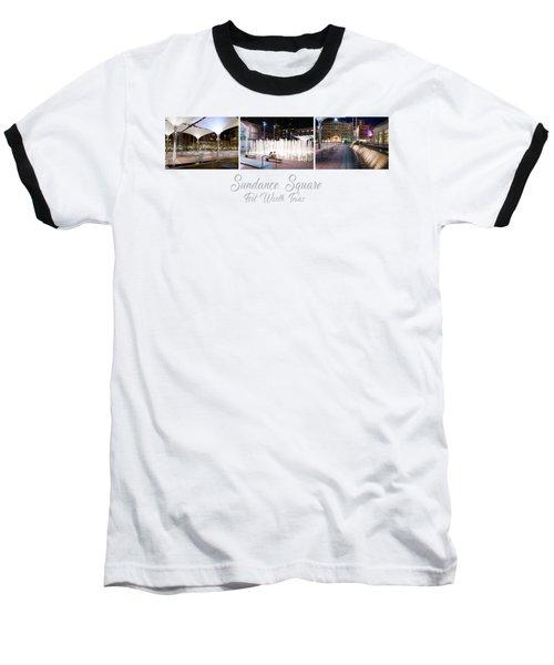 Sundance Png 101117 Baseball T-Shirt