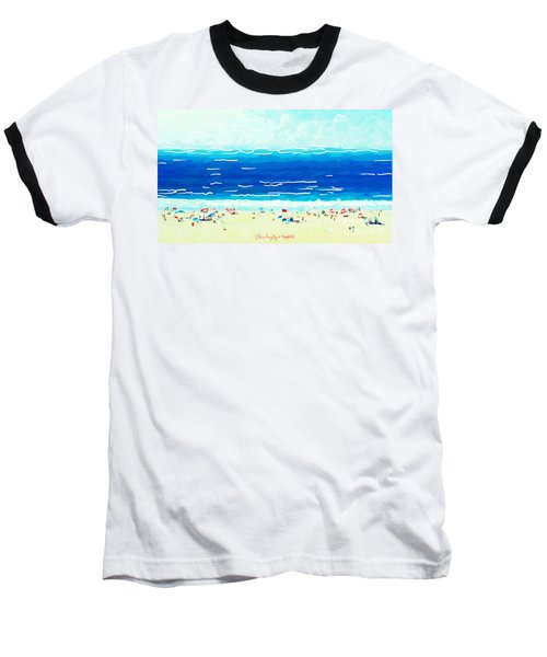 Sunday At Bondi Baseball T-Shirt
