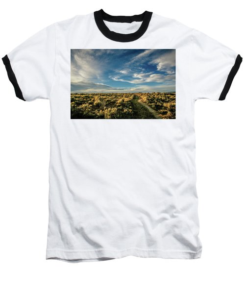 Baseball T-Shirt featuring the photograph Sunlight For Photographers by Marilyn Hunt