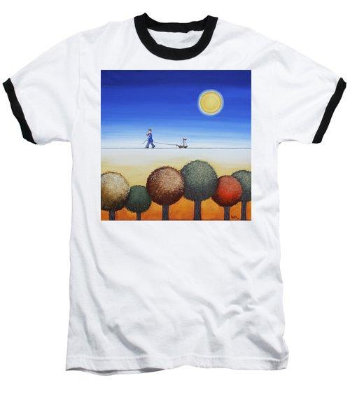 Sunny Afternoon Baseball T-Shirt