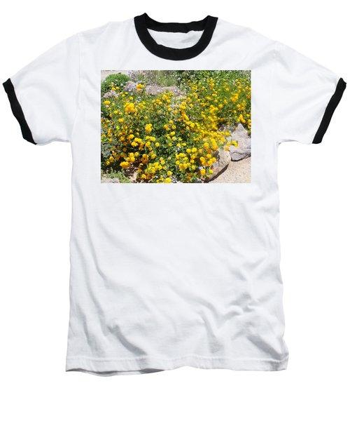 Sunny Garden Baseball T-Shirt