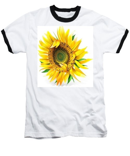 Sunny Baseball T-Shirt by Now