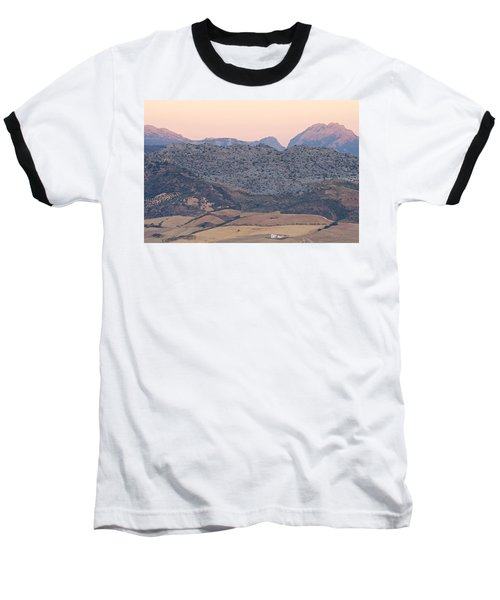 Sunrise At Mirador De Ronda Baseball T-Shirt