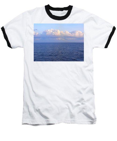 Sunrise From The Atlantic Ocean Baseball T-Shirt