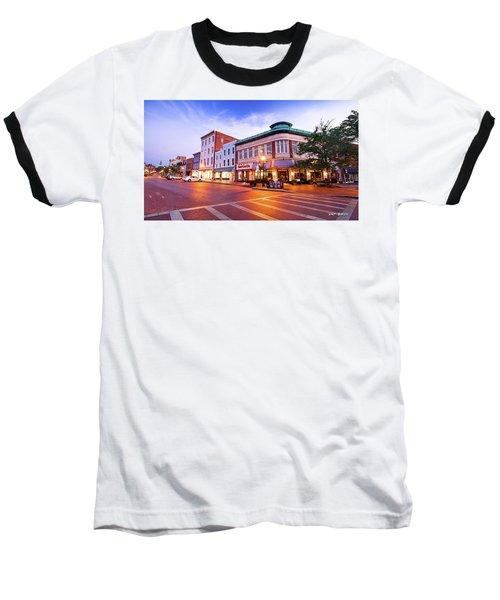Sunrise In Annapolis Baseball T-Shirt