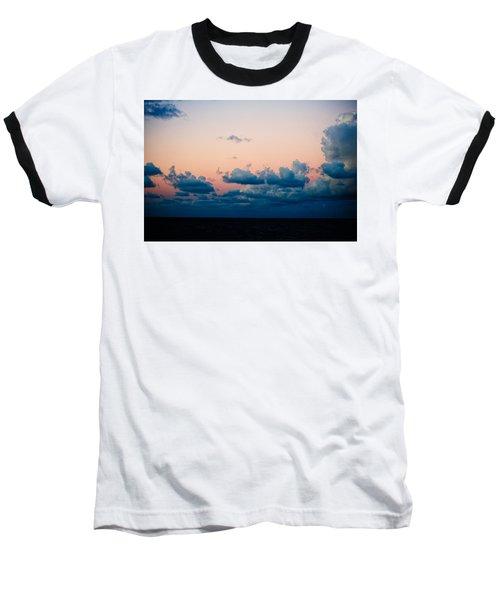 Sunrise On The Atlantic #2 Baseball T-Shirt