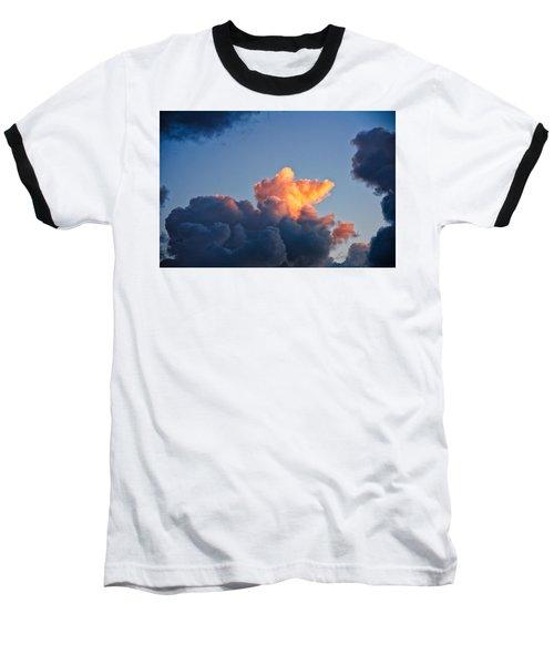 Sunrise On The Atlantic #8 Baseball T-Shirt