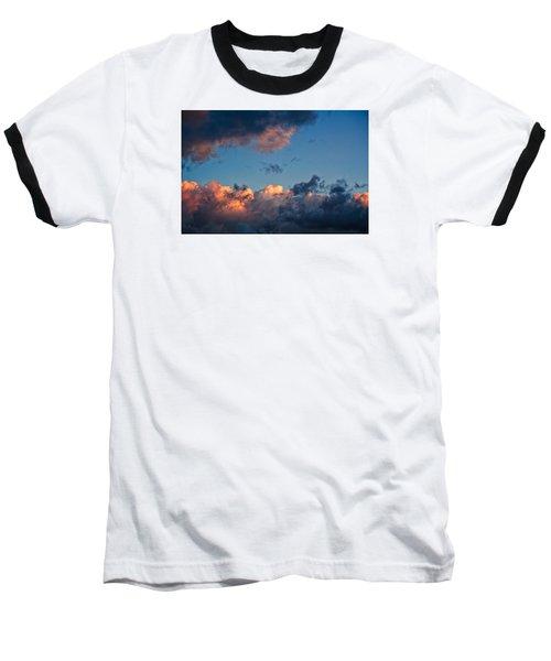 Sunrise On The Atlantic #9 Baseball T-Shirt