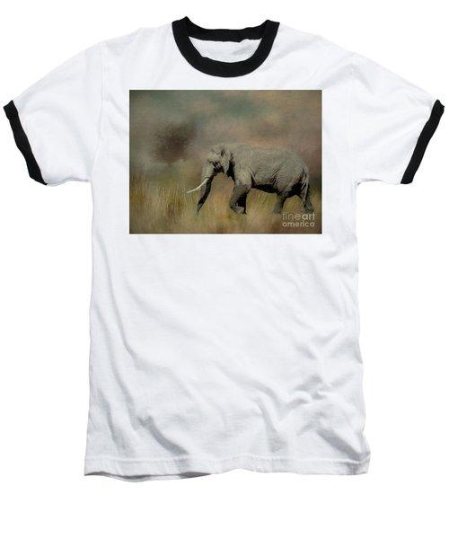 Sunrise On The Savannah Baseball T-Shirt