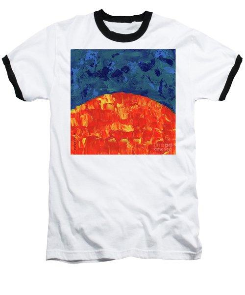 Sunrise Sunset 1 Baseball T-Shirt