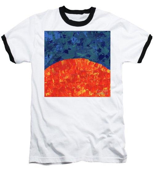 Sunrise Sunset 3 Baseball T-Shirt