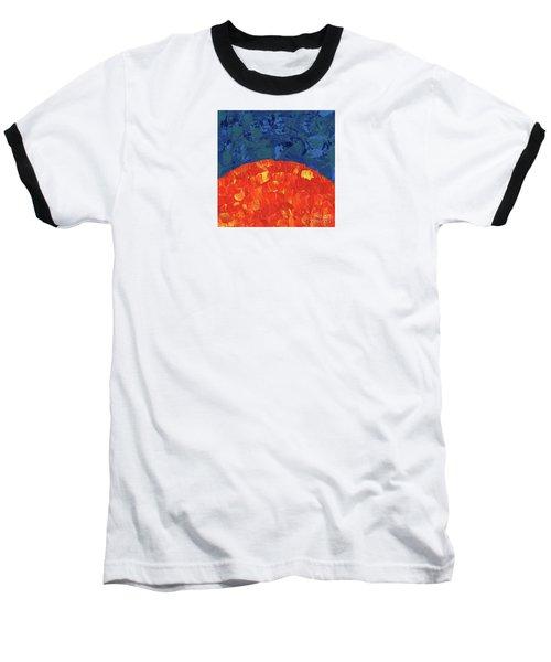 Sunrise Sunset 4 Baseball T-Shirt