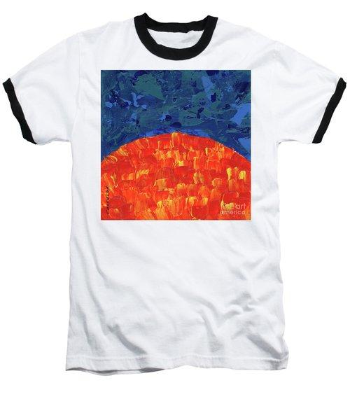 Sunrise Sunset 5 Baseball T-Shirt