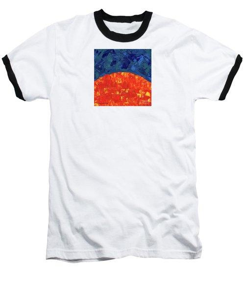 Sunrise Sunset 6 Baseball T-Shirt