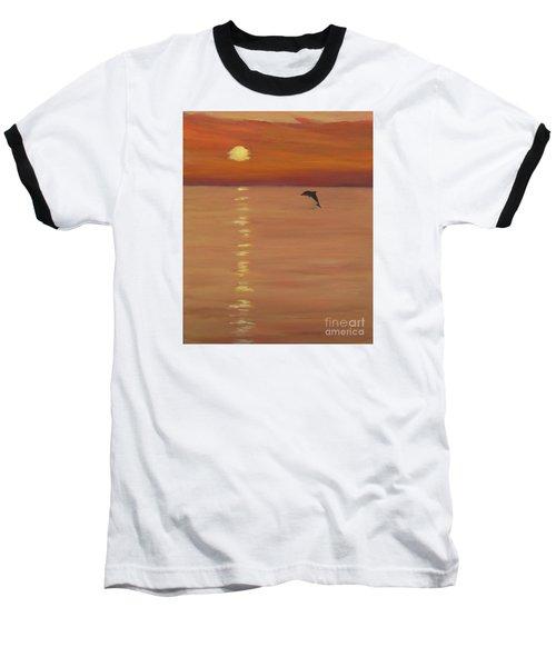 Sunrise Surprise Baseball T-Shirt