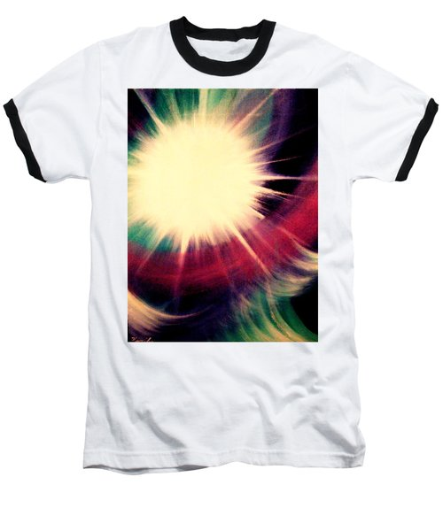 Sunrise Symphony Baseball T-Shirt