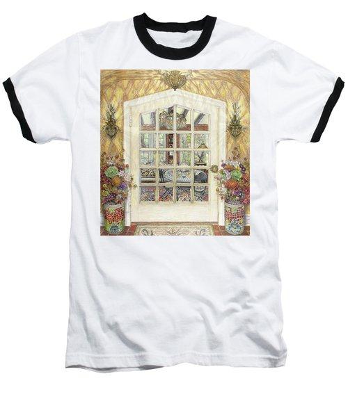 Sunroom Entrance Baseball T-Shirt