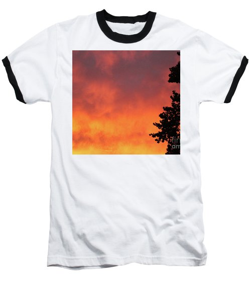 Sunset II Reno, Nevada Baseball T-Shirt