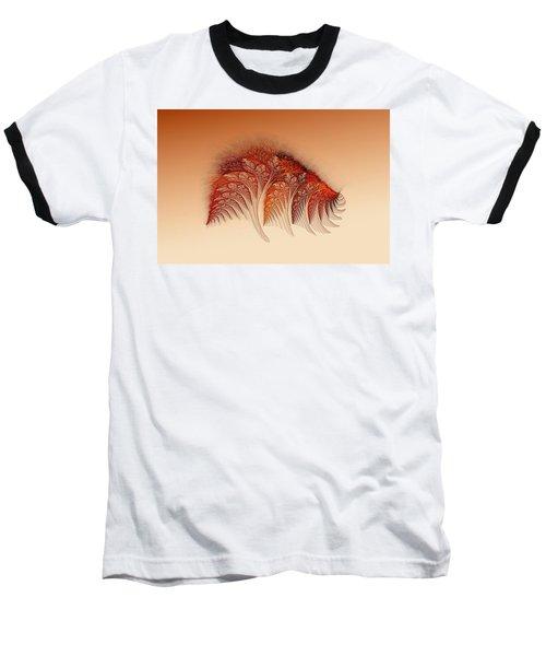 Sunset On Yessland Baseball T-Shirt