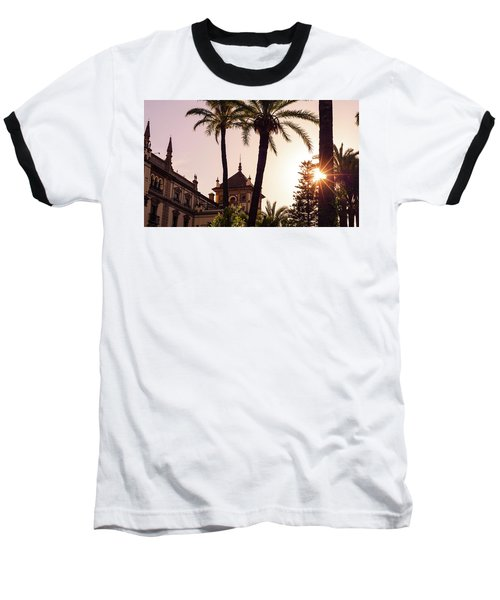 Sunsets Of Seville  Baseball T-Shirt
