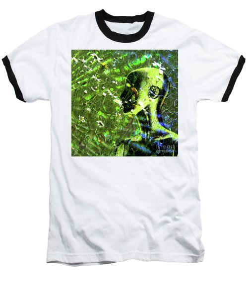 Baseball T-Shirt featuring the photograph Sunshine And Daisies by LemonArt Photography