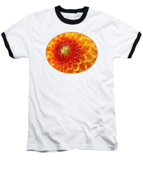 Sunshine  Baseball T-Shirt by Gill Billington