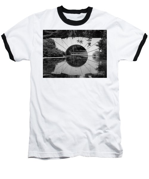 Sunshine In Black And White Baseball T-Shirt