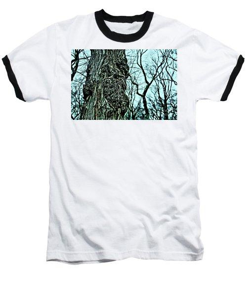 Super Tree Baseball T-Shirt
