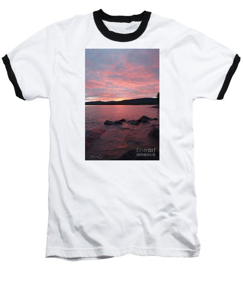 Baseball T-Shirt featuring the photograph Superior Delight by Sandra Updyke