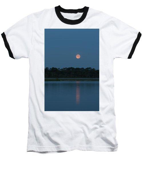 Supermoon Dawn 2013 #2 Baseball T-Shirt