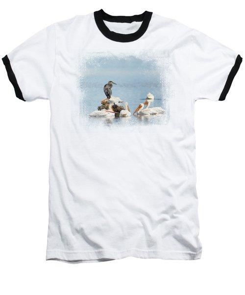 Support Group Baseball T-Shirt