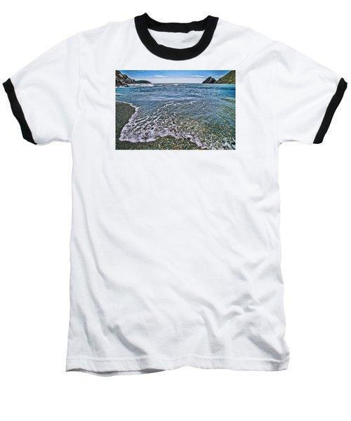 Surf #2959 Baseball T-Shirt by Andrey  Godyaykin