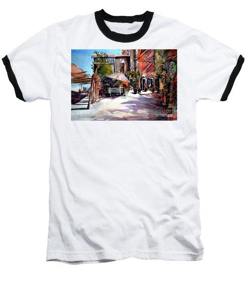 Surf Camp Baseball T-Shirt