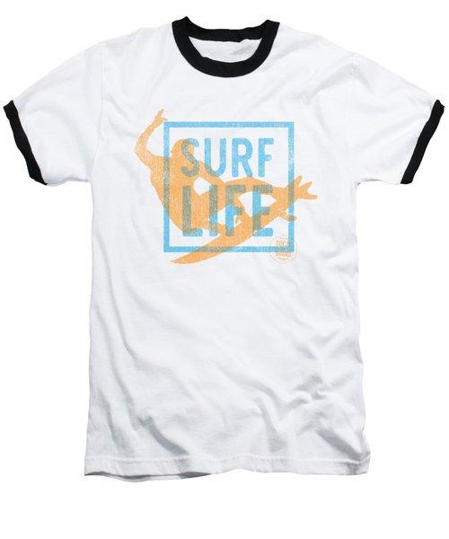 Surf Life 1 Baseball T-Shirt