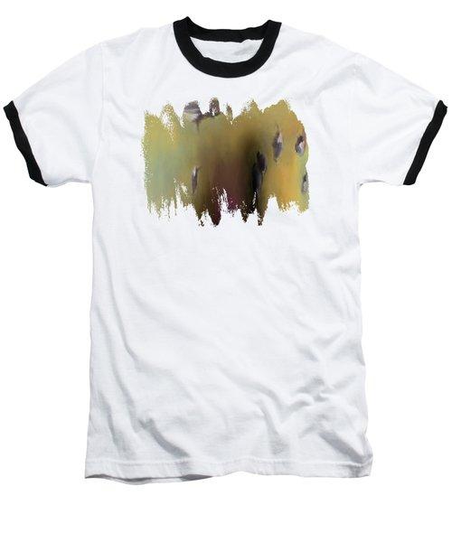 Surreal Turkey Tornado Baseball T-Shirt